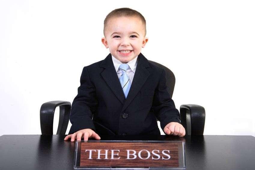 Kid-Boss